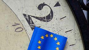 Aus für Sommer- und Winterzeit: Juncker will Zeitumstellung abschaffen