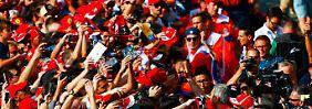 Horrorcrash von Sauber in Monza: Vettel euphorisiert Ferrari-Fans vor Heimspiel