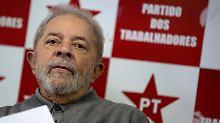 Kein Wahlkampf aus dem Gefängnis: Richter erteilen Lula-Kandidatur eine Absage