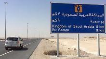 Grenzabschottung von Katar: Saudi-Arabien heizt bizarren Inselplan an