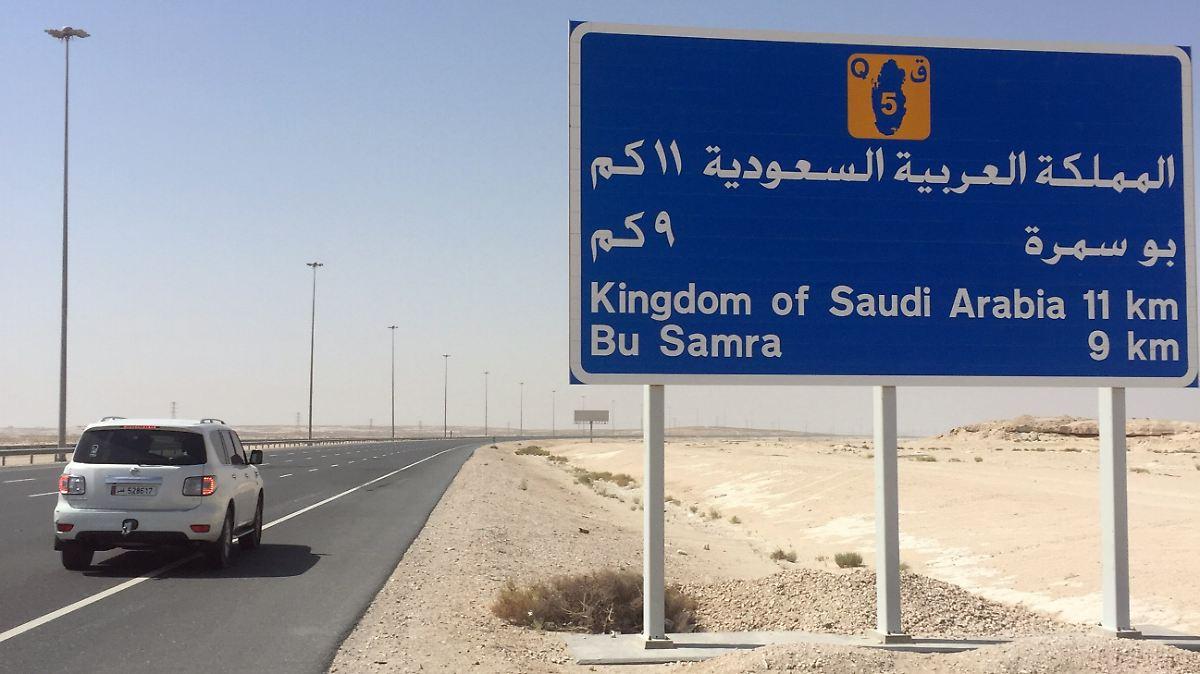 Saudi-Arabien heizt bizarren Inselplan an