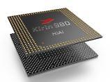Prozessor der iPhone-Rivalen: Huawei stellt neuen Super-Chip vor