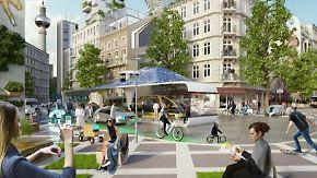 """""""Lebenswert statt autogerecht"""": Daimler blickt auf die Stadt der Zukunft"""