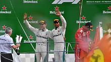 """Pech, dass alles kaputt war"": Vettel und Ferrari müssen in Monza leiden"