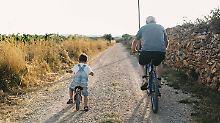 Frage & Antwort, Nr. 548: Verlernt man Fahrradfahren wirklich nicht?