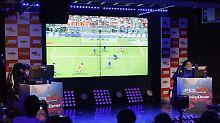 """Der Sport-Tag: DFL sieht e-Sport als """"neue Form des Wettbewerbs"""""""