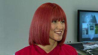 Charmante Galionsfigur: Miss IFA plaudert über den Messealltag
