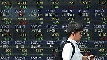 Der Börsen-Tag: Japanische Apple-Zulieferer unter Druck