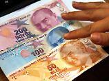 Hinter dem Absturz der türkische Liran und anderer Schwellenland-Währungen steckt eine globale Trendwende.