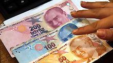 Anleger meiden Schwellenländer: Der Abgabedruck ist noch nicht am Ende