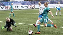Kantersieg gegen Färöer Inseln: DFB-Fußballerinnen sichern sich WM-Ticket