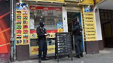Verstöße gegen das Waffengesetz: Razzia bei berüchtigtem Araber-Clan in Berlin