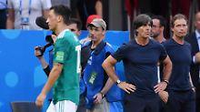 Es gibt kein zurück für Mesut Özil, beschließt Joachim Löw.