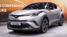 Pfusch in der Fabrik: Toyota ruft eine Million Pkw in die Werkstatt