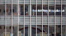 Finanzsystem am Abgrund: Der Tag, an dem Lehman Brothers kollabierte