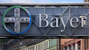 Megakonzern mit Problemen: Monsanto verleiht Bayers Quartalsbilanz Schub