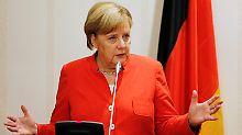 Steuer für Google, Apple und Co.: Merkel geht in ihre eigene Falle