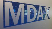 Neue Heimat für die Coba: So sieht der neue MDax aus