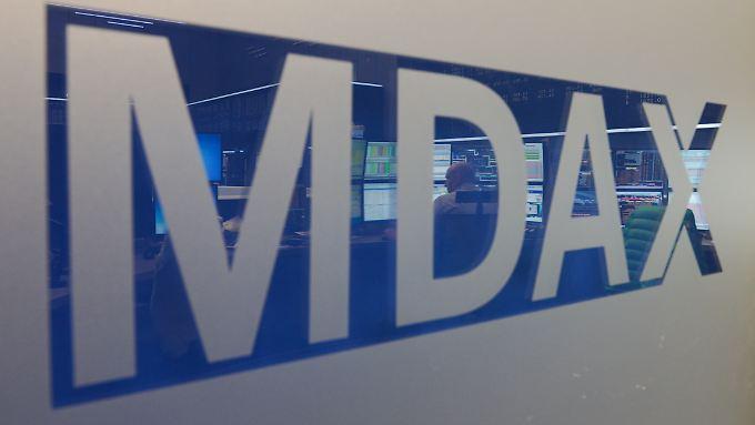 Der kleine Bruder des deutschen Leitindex: Im MDax finden Anleger künftig 60 Aktien - und die Anteilsscheine der Commerzbank.