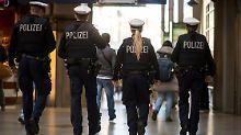 """Mehr Polizei, mehr Opferschutz: Union fordert """"Sicherheitsoffensive"""""""