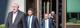 Scharfe Kritik am Innenminister: Seehofer: Wäre in Chemnitz auch mitgelaufen