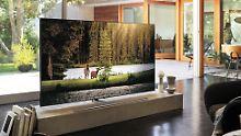 LG räumt bei Warentest ab: Das sind die besten Groß-Fernseher
