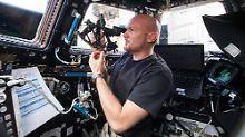 """Traumjob Astronaut: """"Nichts, was Mädchen nicht können"""""""
