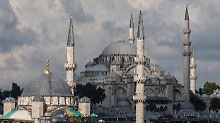 Süleyman-Pascha-Moschee in Istanbul.