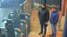 Alexander Petrov und Ruslan Boshirov- die beiden Beschuldigten im Fall Skripal