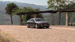 Samt Luftfahrwerk und Mild-Hybrid: Audi befreit den A6 vom staubigen Vertreter-Image