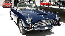 Autobauer macht Tempo: Aston Martin rollt im Oktober an die Börse
