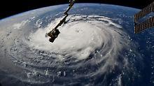 """""""Bringt euch in Sicherheit"""": Trump warnt vor Hurrikan """"Florence"""""""