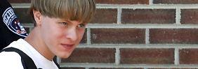 Nach Bluttat in Charleston: Ein Rassist will Krieg und sät Dialog