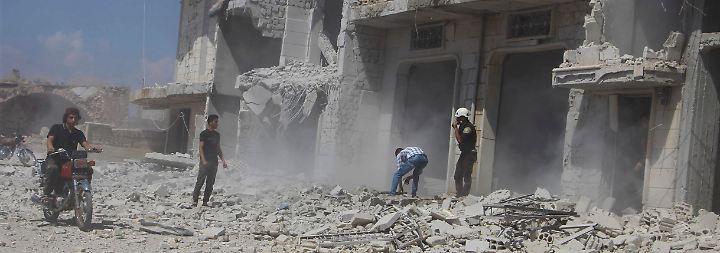 Konfrontation mit Russland droht: Kampfeinsatz in Syrien bringt Deutschland ins Dilemma