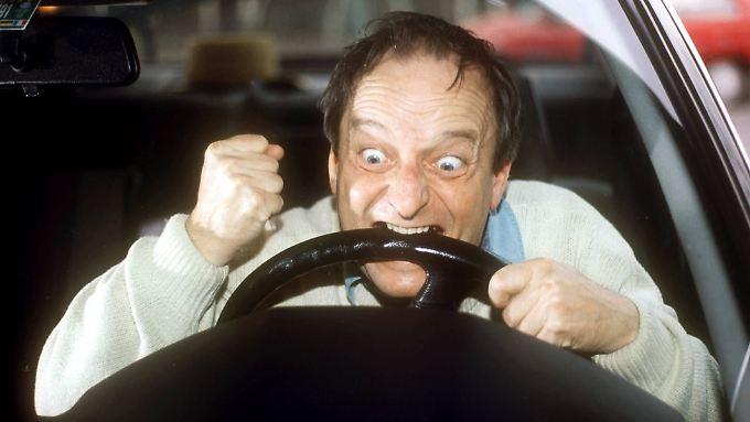 Auch wenn viele Verkehrssituationen zum Verzweifeln sind: Wut sollte positiv gewendet werden.