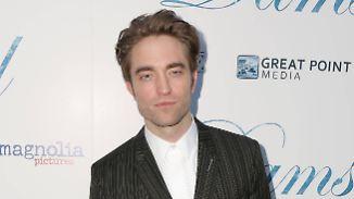 Promi-News des Tages: Robert Pattinson cremt sich schön für Twilight-Revival