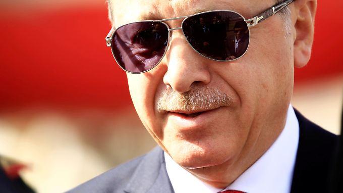 Kein Freund von hohen Zinsen und unabhängigen Institutionen: der türkische Präsident Recep Tayyip Erdogan.