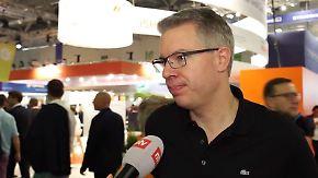 """Frank Thelen im n-tv Interview: """"Deutschland hat digitale Innovationen verschlafen"""""""