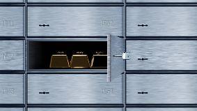 n-tv Ratgeber: Tipps rund ums Bankschließfach
