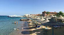 Das britische Ehepaar war während seines Aufenthaltes in einem Hotel in Hurghada gestorben.