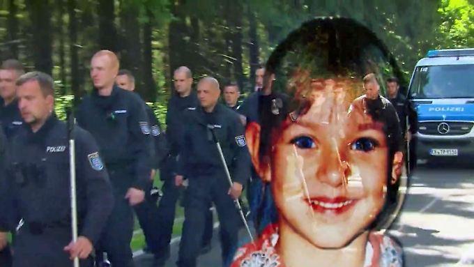 Suche nach Peggys Mörder fortgesetzt: Polizei führt Razzia in Oberfranken durch