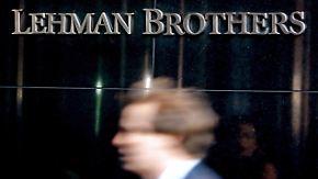 """""""Die Märkte schmolzen dahin"""": Zehn Jahre nach dem Lehman-Kollaps"""
