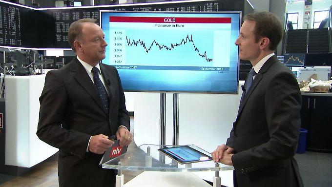 Investieren in Edelmetalle: Warum Gold so deutlich gefallen ist