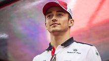 Starke F1-Konkurrenz für Vettel: Leclerc hat mit Ferrari den Titel im Visier