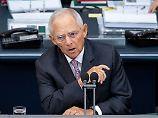 Engagement in Afrika: Schäuble: Auch mit begrenzter Gewalt helfen