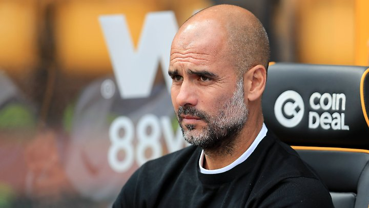 Josep Guardiolas Manchester City hat in der laufenden Spielzeit Startschwierigkeiten.