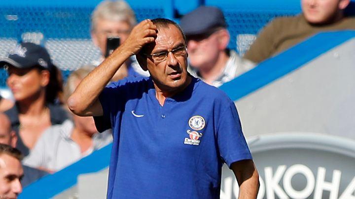 Der Trainerwechsel von Conte zu Sarri scheint sich für Chelsea auszuzahlen.