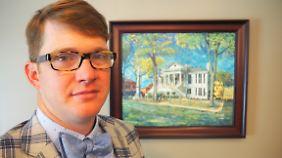 Jonathan Coleman ist Chef der Laurens County Development Corporation.