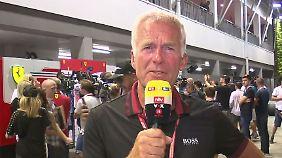 """Danner zum Freien Training in Singapur: """"Vettels Gegner sind noch mehr geworden"""""""