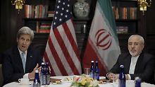 Private Atomgespräche mit Iran: Pompeo: Kerry untergräbt US-Außenpolitik